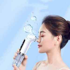 USB Blackhead Removal Device Electric Face Cleaner ABS Durable 3-Level Deep Clea