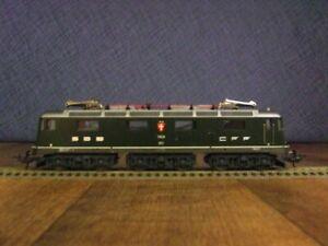 Lima HO 208051 LG Electric Locomotive SBB - CFF