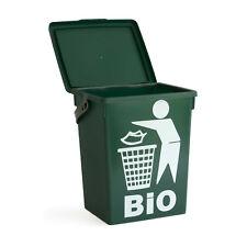 Biotonne mit Tragegriff 5 Liter / Abfalleimer, Komposteimer, Biomüll Eimer