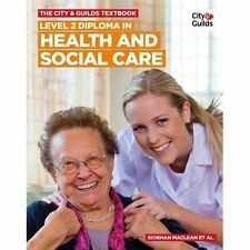 The City & Guilds Textbook: Level 2 Diploma in Health and Social Care (Vocationa