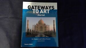 Gateways to Art Journal for second edition by M. Kathryn Shields, R