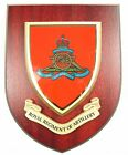 ROYAL ARTILLERY RA CLASSIC HAND MADE IN THE UK REGIMENT WALL PLAQUE