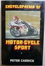 Encyclopaedia of Motor-Cycle Sport by Peter Carrick (Hardcover,1977)