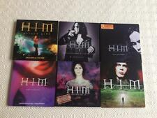 6 x HIM Ville Valo   CD Singles   Card Sleeves