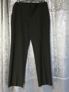 "V by very Size14 Black Trousers Bnwt (Waist 34""/Leg30"")"