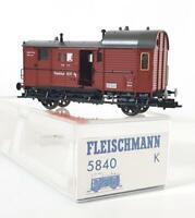 FLEISCHMANN 5840 K HO - PRUSSIAN P.St.E.V. PARCEL VAN, Frankfurt 5171 Pg. Ep.1