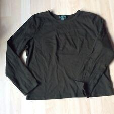 Ralph Lauren long sleeve top green XL