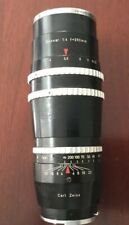 Carl Zeiss Contarex 250mm Sonnar f/4 Lens w. Case
