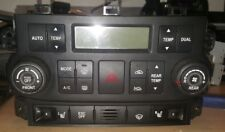 06 07 08 09 ENTOURAGE CLIMATE CONTROL PANEL/WITH HEATED SEAT CONTROLS OEM.... NB