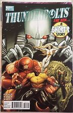 Thunderbolts 151 (2011) A Ghost's Story.