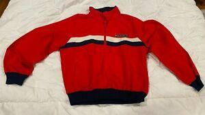 Vintage DESCENTE 1/4 Zip Pullover Ski Jacket Size Extra Large (XL)