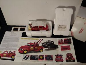 Danbury Mint 1953 Chevy Wrecker Tow Truck DM Road Service BOXED never displayed