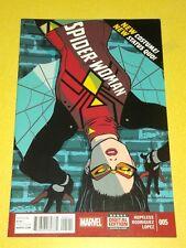 SPIDERWOMAN #5 MARVEL COMICS NM (9.4)