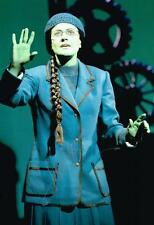 Mamie Parris Elphaba SIGNED 12x18 Photo Wicked COA