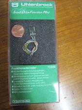 Uhlenbrock 73800 Mini Funktionsdecoder mit Kabel MOT DCC (Nachf. 73900) NEU OVP