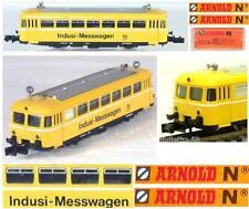 ARNOLD 2913 RETRO LITTORINA DIESEL BR274 Ex VT98 DB Indusi Messwagen BOX SCALA-N