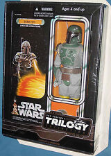 "STAR WARS 12"" BOBA FETT OTC ORIGINAL TRILOGY COLLECTION NEAR MINT FACTORY SEALED"