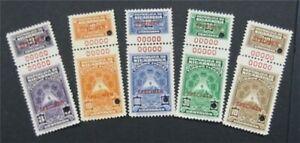 nystamps Nicaragua Stamp Specimen     S24x834