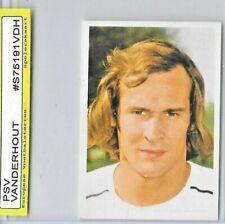 1975 JAN van BEVEREN - PSV Voetbalsterren Vanderhout / VERY GOOD CONDITION