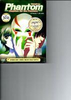 Phantom Requiem for the Phantom Vol.1-26 End Anime DVD