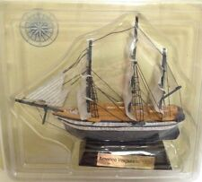 San Juan Nepomuceno 1805 Barco velero madera 13-15 cms Agostini sailing boat