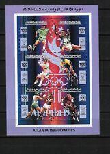 Briefmarken Olympische Spiele 1996 Libyen postfrisch