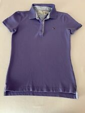 Tommy Hilfiger Polo For Women Lavender XS