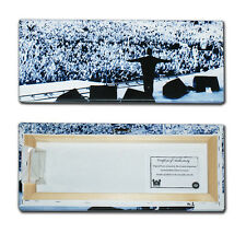 ***Oasis - Noel Gallagher - Maine Road - Panoramic - Limited Edition Canvas***