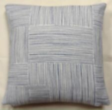 "John Lewis ""Cley"" Cushion Cover in Blue by Anderson Castle Design"