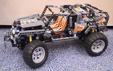 LEGO Technic 8297 Großer Geländewagen Offroader 2 Jeep Buggy mit Motoren