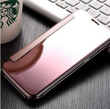 Thin Flip Leather Mirror Smart Case Cover Shockproof For LG G6 G5 G4 V10 HOT