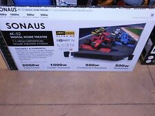 New listing Sonaus 4K- 52 Smart Digital Home Theater 7.1 Hd System -(Floor)