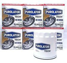 TL10241 Purolator Engine Oil Filter - PurolatorTech (Pack of 6)