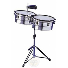 "PULSE TIMBALES TMM-CR 13"" - 14"" - PERCUSSIONE"