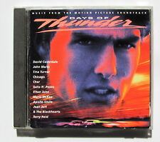 DAYS OF THUNDER . DAVID COVERDALE , GUN N' ROSES, TINA TURNER, ELTON JOHN . CD