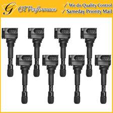 OEM Quality Ignition Coil 8PCS for 13-14 Audi S6 S8/ 13-15 S7 4.0L, 079905110H