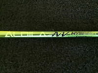 ADAMS IDEA ALDILA NV 85 GRAM STIFF FLEX 3 HYBRID SHAFT WITH GRIP REAL DEAL NV