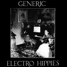 ELECTRO HIPPIES / GENERIC - SPLIT LP (1987) + INSERT / UK HC-PUNK / CRUST-PUNK