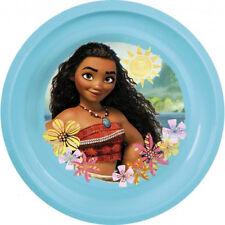 Assiette plastique 21 cm Vaiana Moana Disney