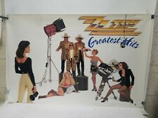 ZZ TOP GREATEST HITS POSTER 35x23