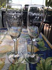 Hallmark Wedding Collection Bride & Groom Toasting Set