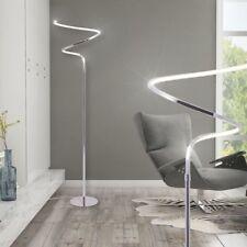 vidaXL LED Stehlampe Deckenfluter Beleuchtung Standleuchte Spiral Bodenlampe 19W