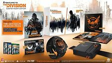 Tom Clancy's The Division Sleeper Agent Collectors Edition PS4 (No watch)