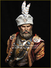 Young Miniatures Polish Hussar Noble 1/10th YH1849 buste non peinte Kit