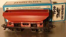 Märklin HO:   4723  Export SNCB Seitenentladewagen    Neu