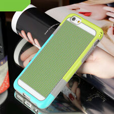For Apple iPhone 4S 5 5S 6 6S Plus Protective Hybrid Shockproof Nice Case Cover