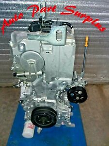 New Nissan 2010-2011 Altima Hybrid 2.5L long block engine 10102-ZXHYB