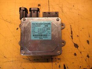 Citroen Peugeot - gutes Steuerteil elektrische Servolenkung 9652024280