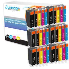 30 pour Canon pixma mg5150 mg5250 mg5350 ip4850 ip4950 mx715 mx895 pgi525 cli526