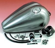 Zodiac 011473 Sport Bob Gas Fuel Tank 3.8 Gal/14L 1 Piece Suit Sportster 82-03